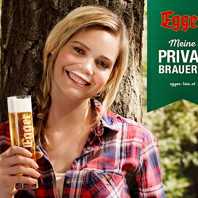No autumn without Egger - my private brewery