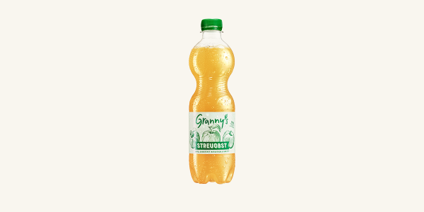 Innovation on the drinks shelf: Granny's Streuobst - the first sparkling apple juice from the orchard