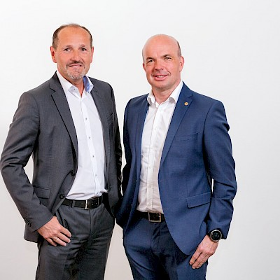New addition to the management: Martin Forster becomes managing director of Egger Getränke